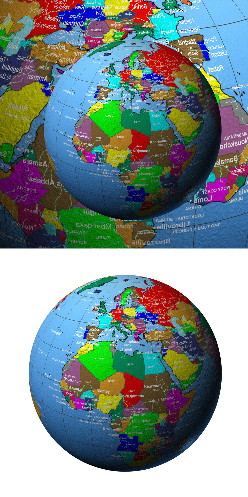 地图jpg下载 地图素材下载 地图psd分层下载 太空星球 地球 全球 版图