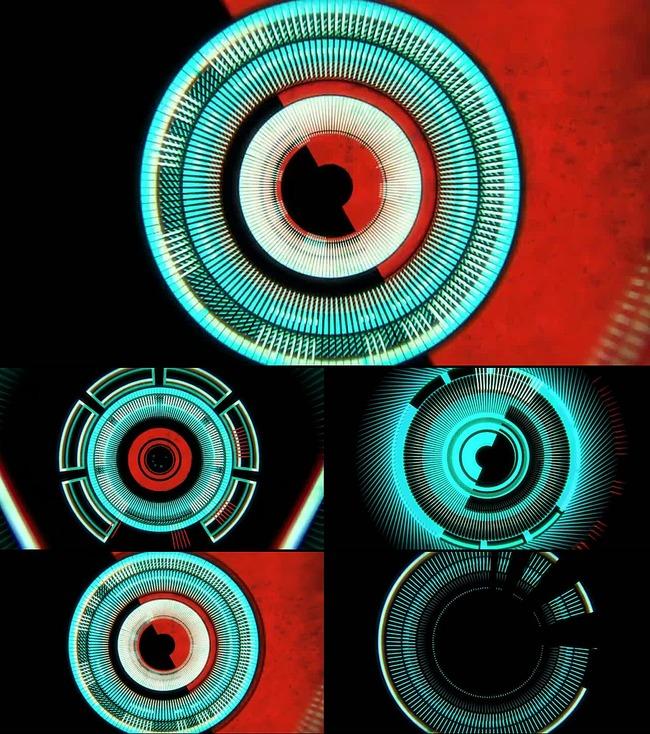 动感圆圈模板下载(图片编号:12406058)_vj视频_动态_.