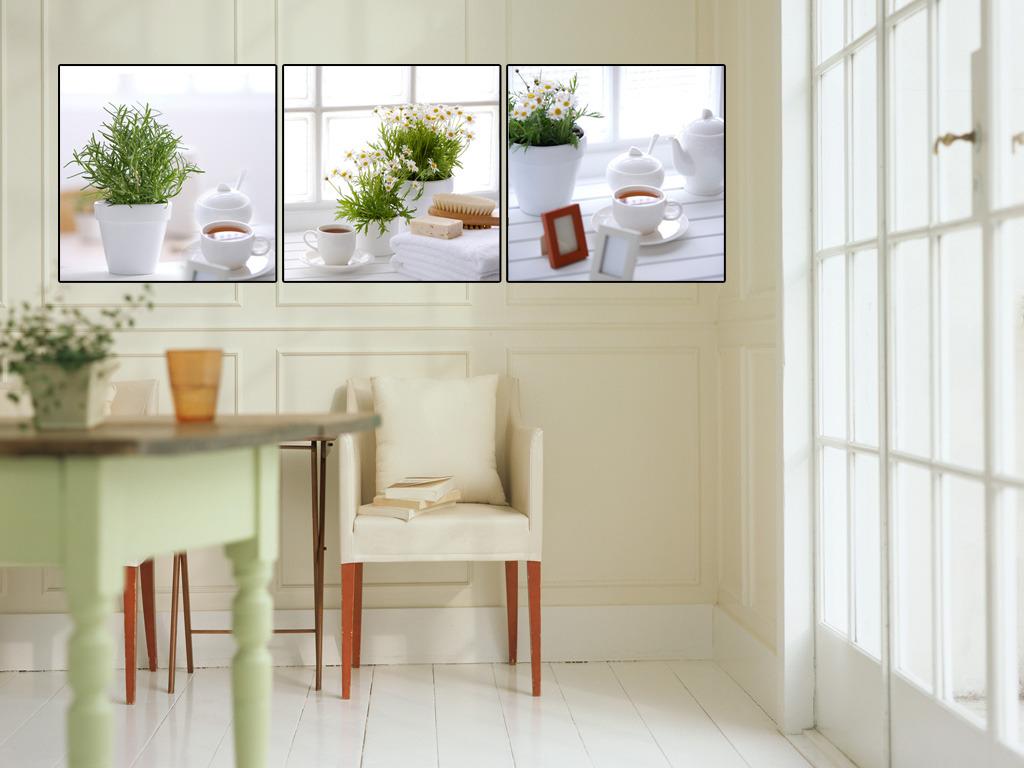 幼儿园春季窗台装饰