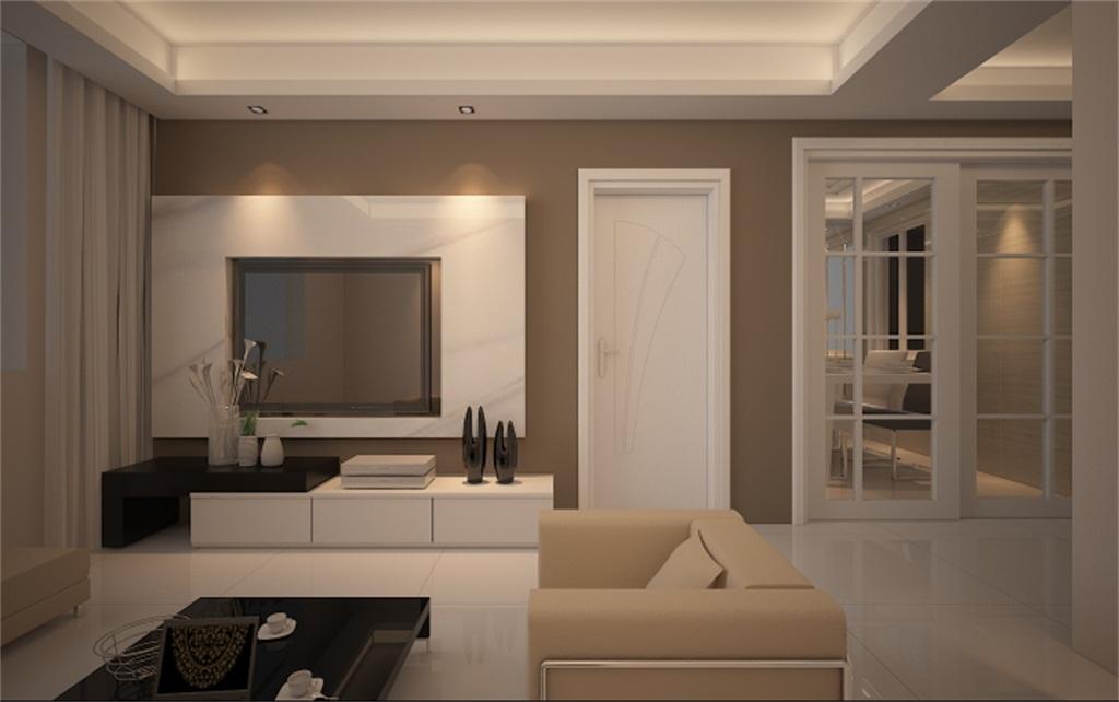 室内设计 效果图 家装效果图 > 现代简约风格电视背景墙  下一张&nbsp
