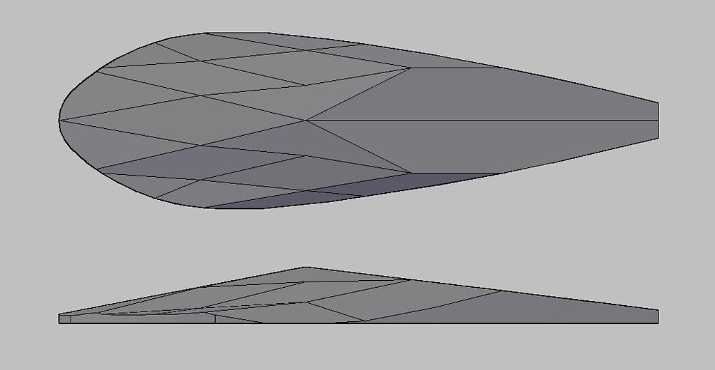 玉米棒水晶cad灯饰挂件设计绘图模板下载(图片编号:)