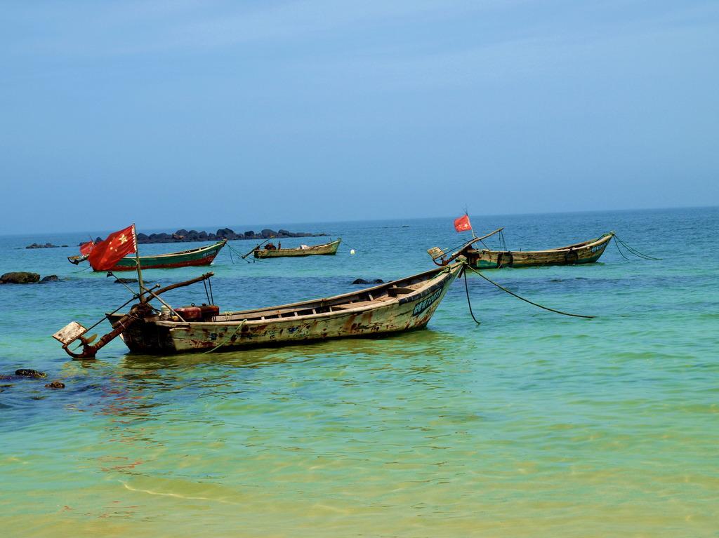 海边 海滩 沙滩 阳光 景点 旅游景点 景区 无人 风光 风景 景色 自然
