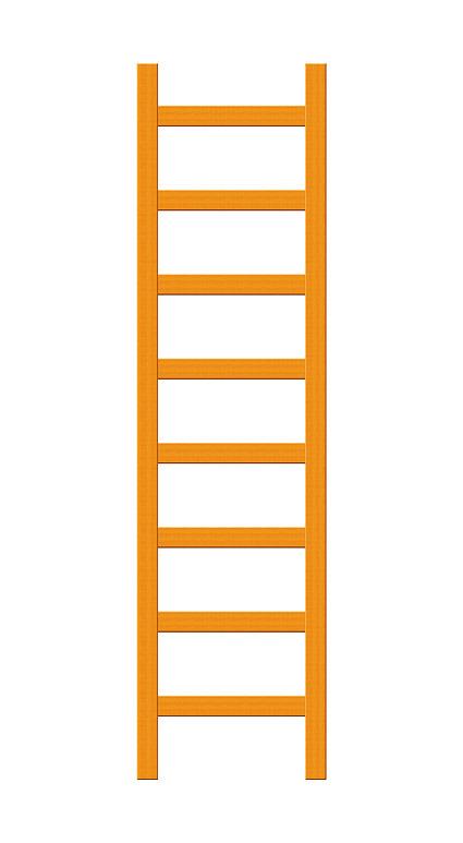 木梯子图片素材