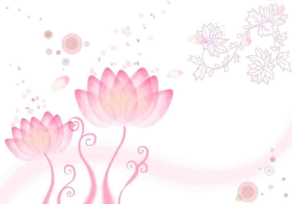 电视墙 形象墙 简约 彩雕背景墙 梦幻 花朵 水彩 花卉 手绘 莲花 花纹