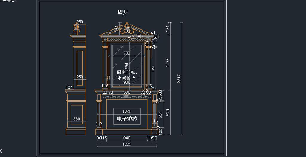 欧式实木壁炉cad模板下载 欧式实木壁炉cad图片下载 欧式实木壁炉cad