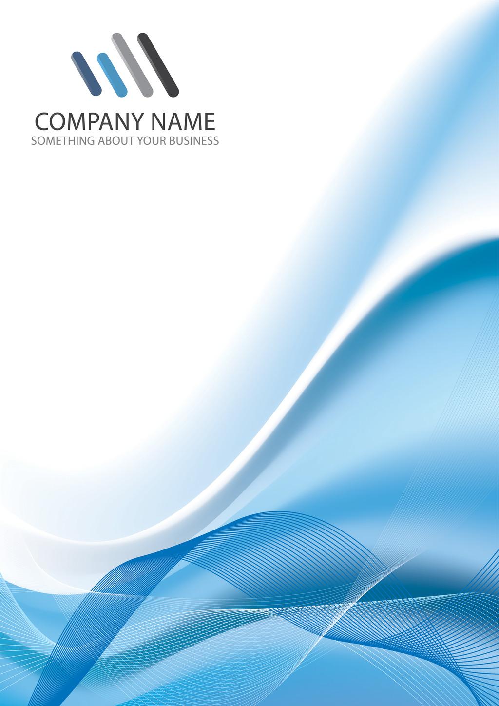 清爽宣传展板素材 蓝天 产品宣传海报 dm单页设计背景模板 企业 公司