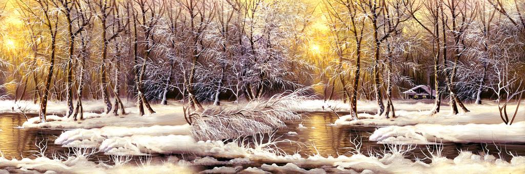 风景油画高清图片下载(图片编号12449602)风景油画