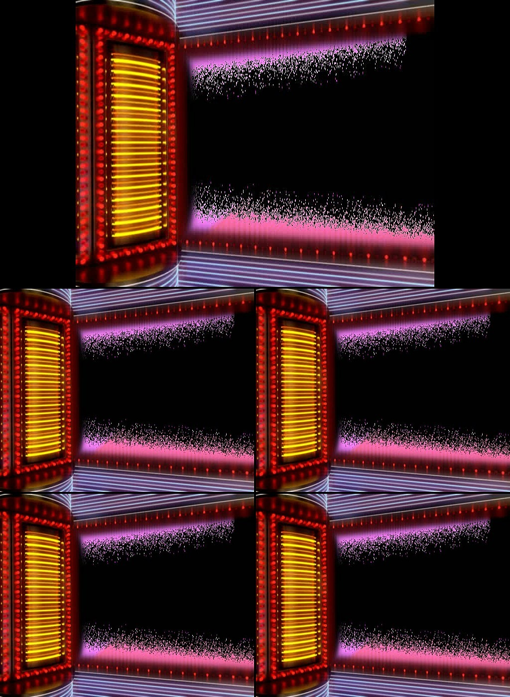 led大屏展示3模板下载(图片