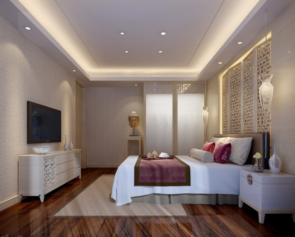 室内设计 整套3d模型 室内3d模型图片