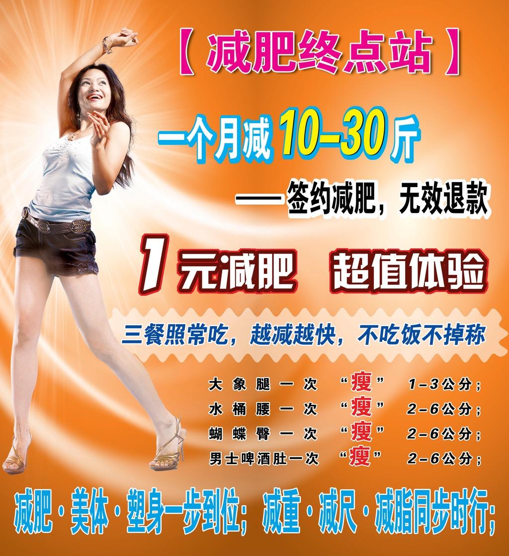 减肥顺序步骤节拍