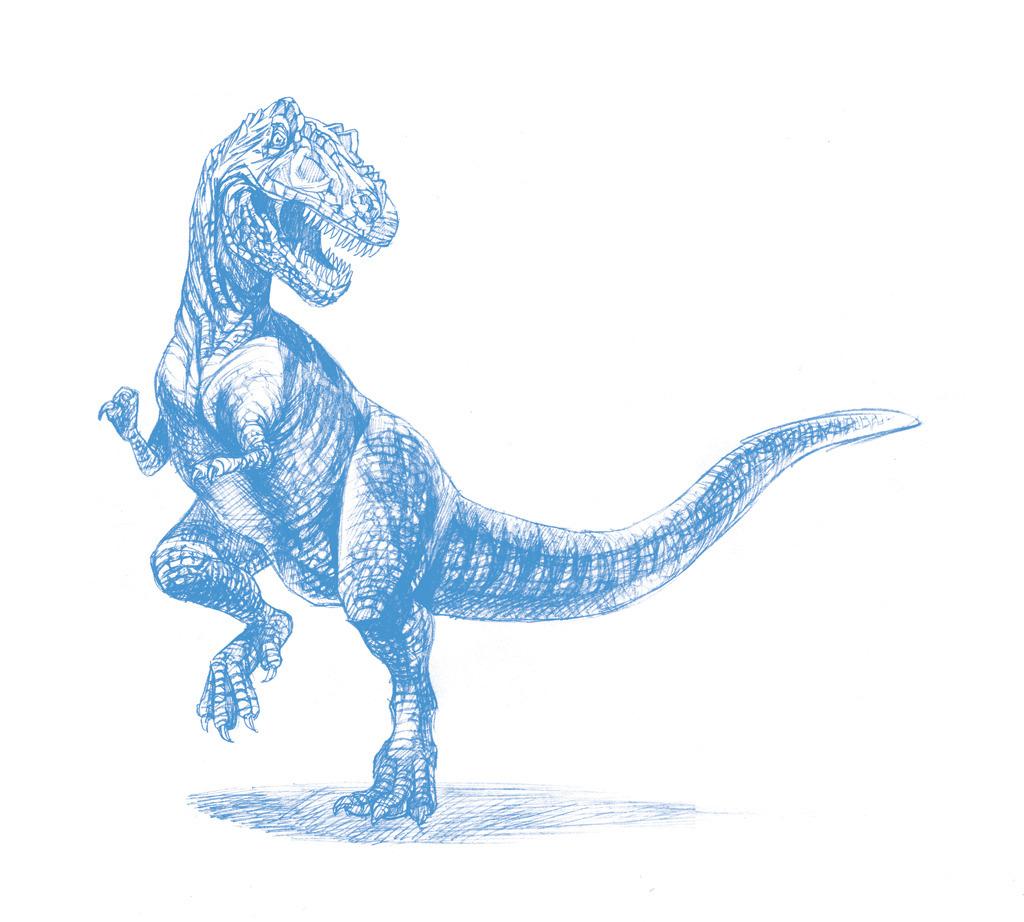 简单好看的龙的手绘图画