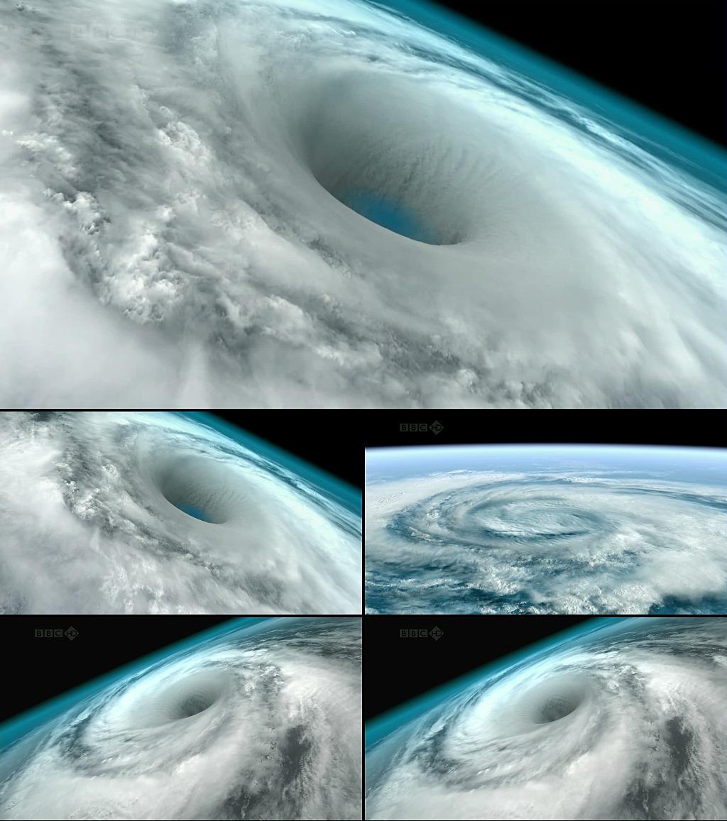 高清龙卷风实拍视频素材图片下载
