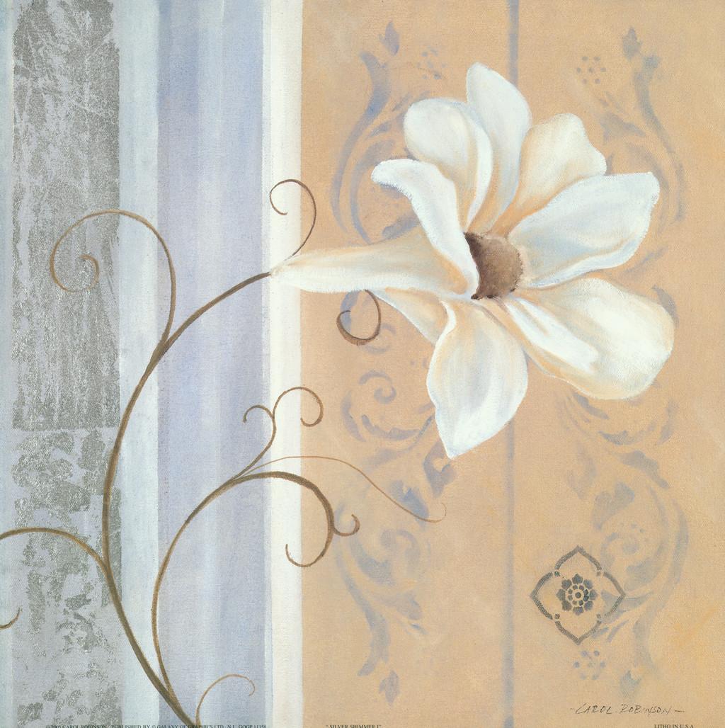 百合花花卉油画高清图片下载(图片编号12518407)静物