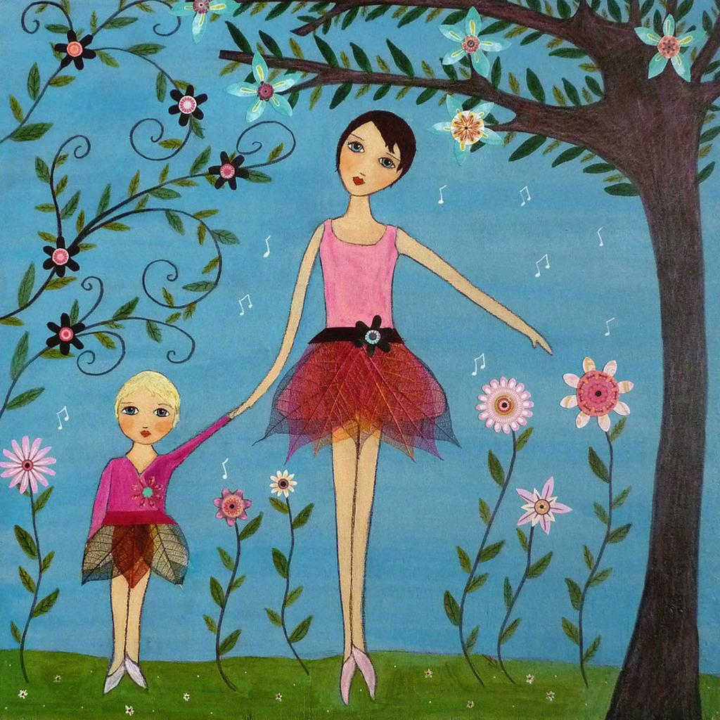 卡通动漫 > 芭蕾少女