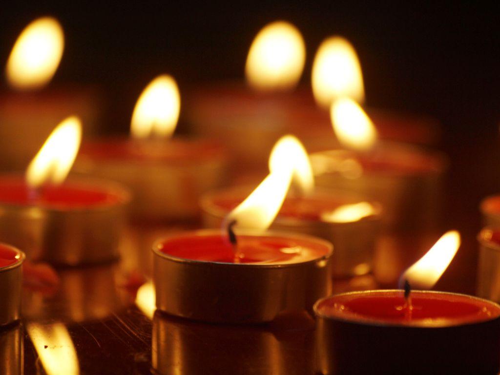 基督教千盏烛光歌谱