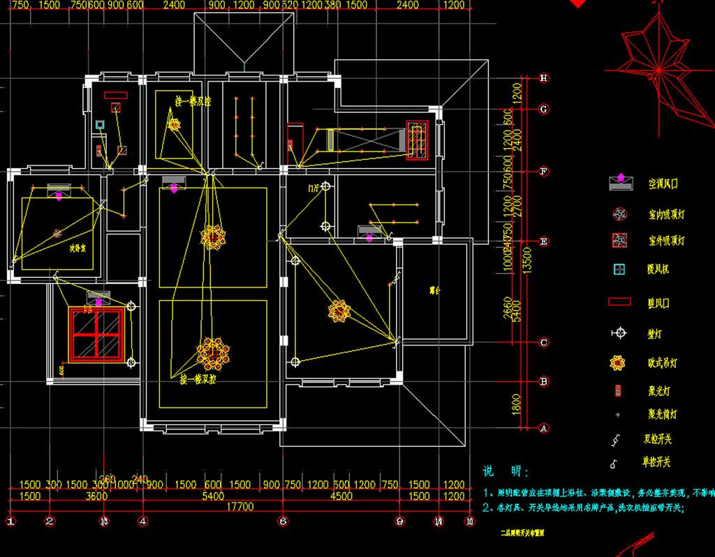 我图网提供精品流行全欧式别墅室内装修cad施工图素材下载,作品模板源文件可以编辑替换,设计作品简介: 全欧式别墅室内装修cad施工图,,使用软件为 AutoCAD 2006(.dwg) 整套欧式别墅设计装修图素材下载 整套欧式别墅设计装修图模块下载 cad家装客厅套图 装修设计 工装 厨房 客厅 餐厅 卫生间 衣柜 酒柜 橱柜 实木家具CAD图