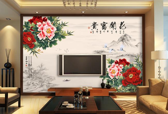 仙鹤 高清壁纸 古典