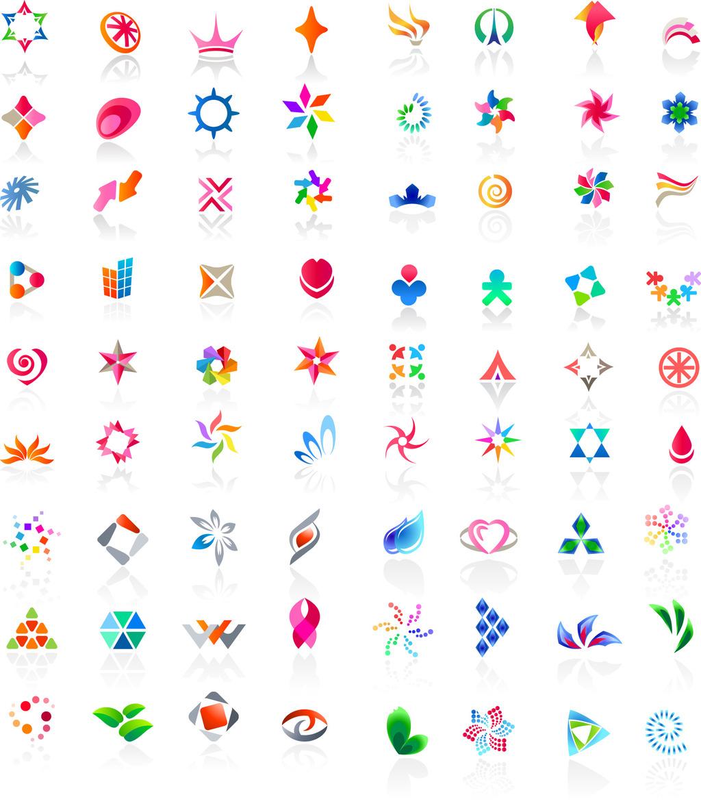 适合做logo素材小图标淘宝图标