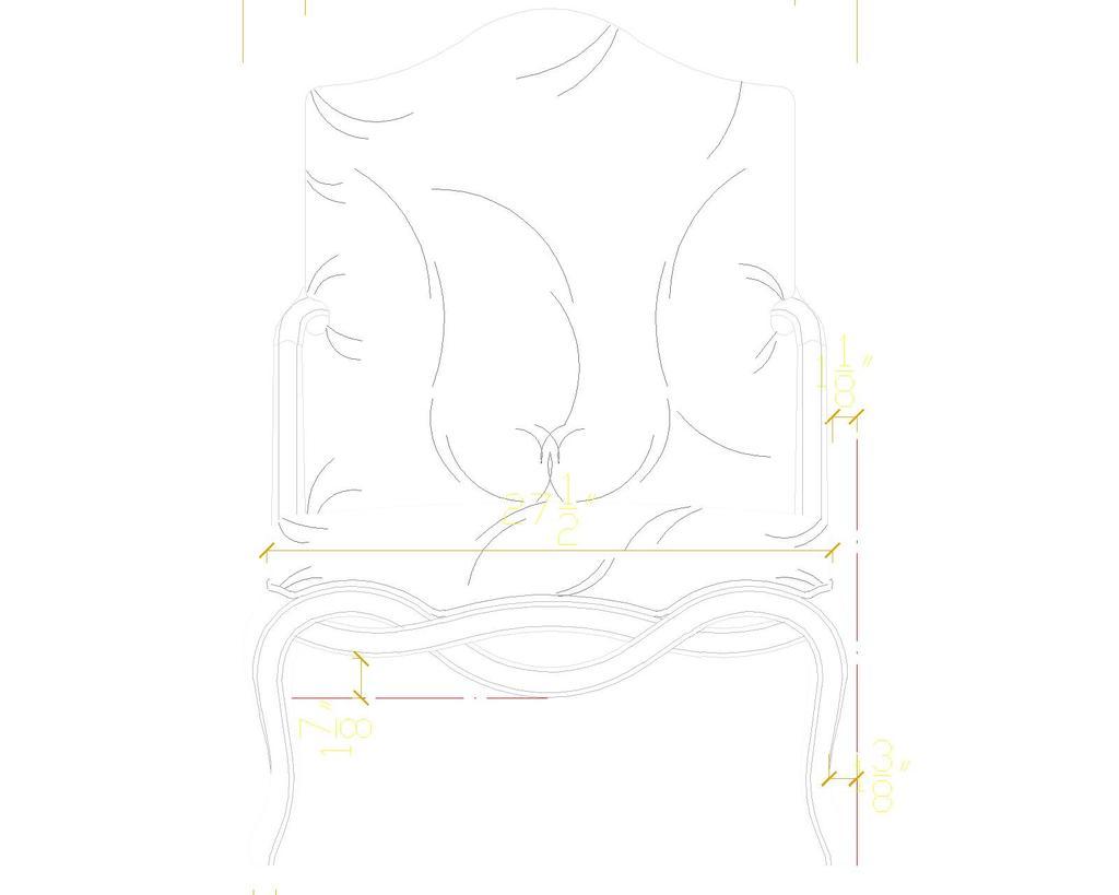 家具cad图纸