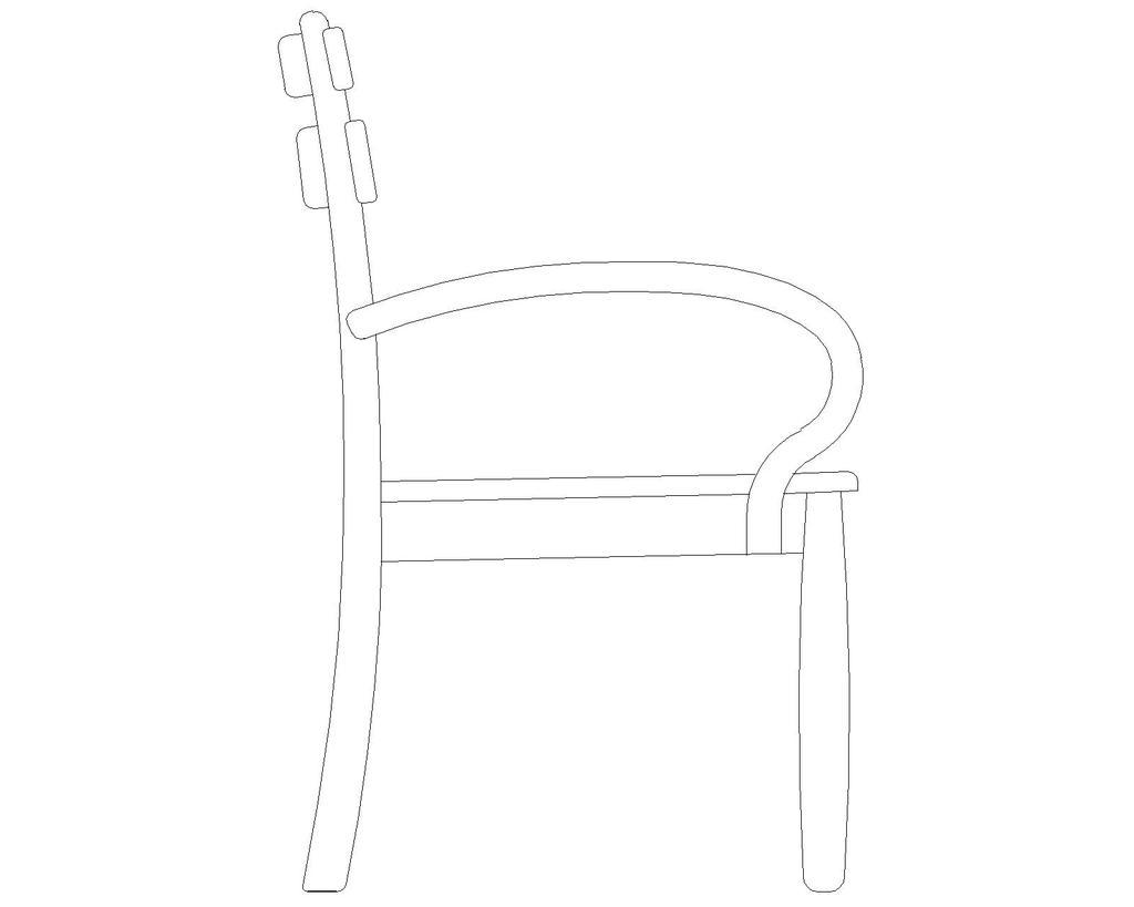 室内设计 cad图库 家具cad图纸 > 实木椅子cad图纸  下一张&gt