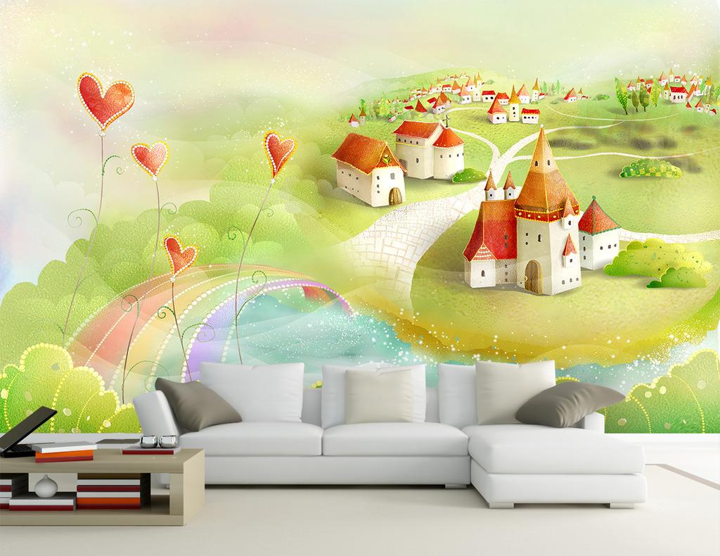 壁纸|墙画壁纸 >