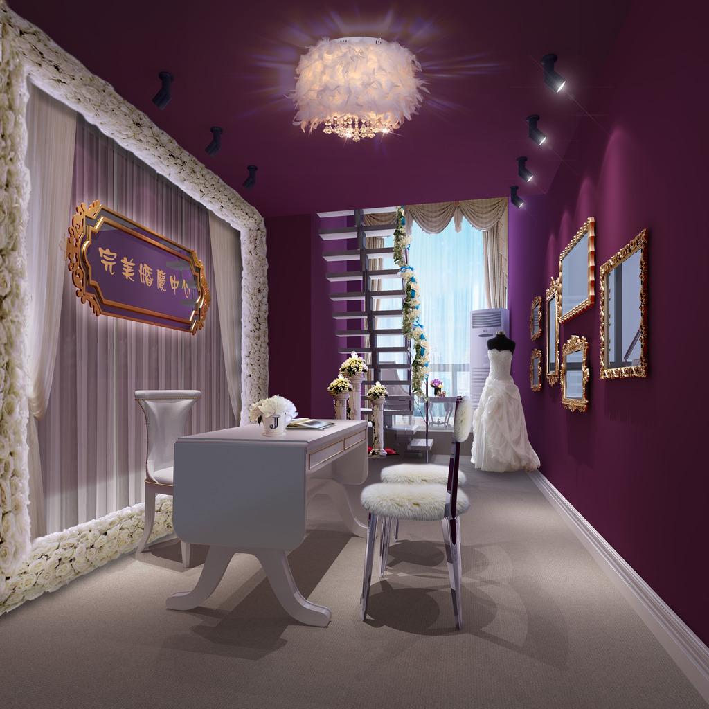 室内设计 效果图 工装效果图 > 婚庆效果图  下一张> [版权
