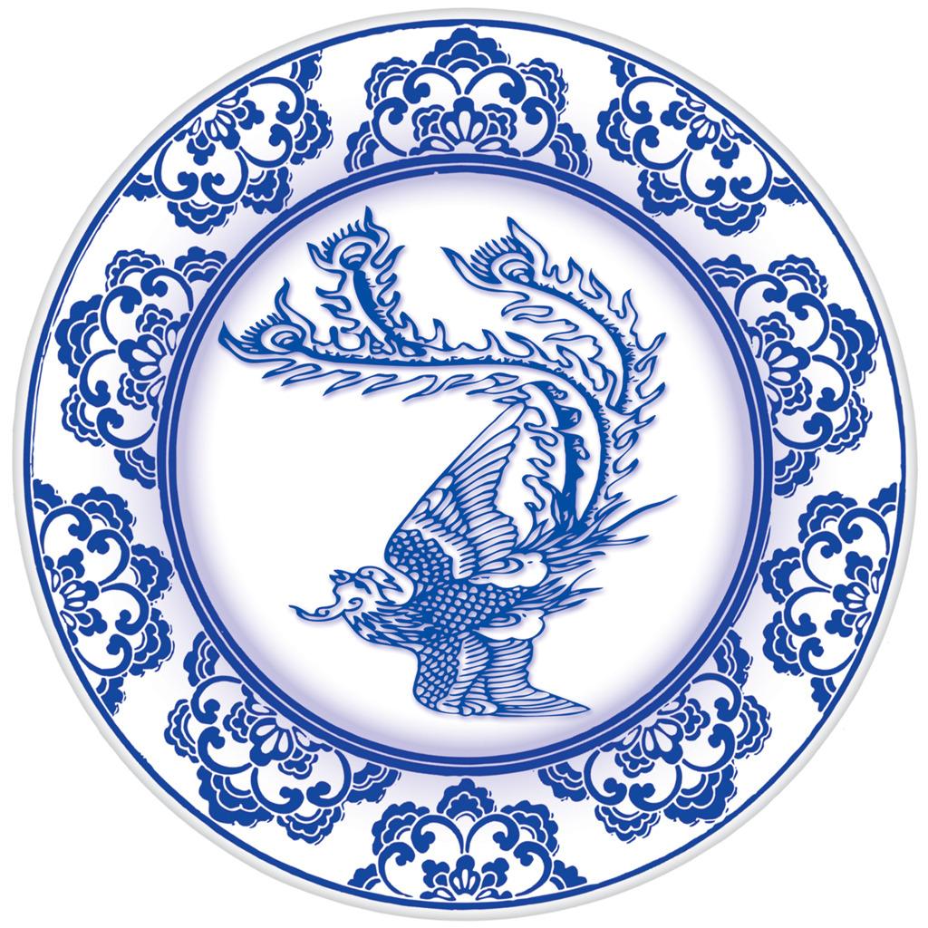 瓷餐盘图片简易画_青花瓷纸盘子图片最新图库青花瓷 ...