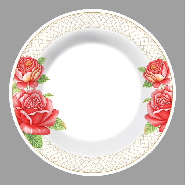 盘子的设计