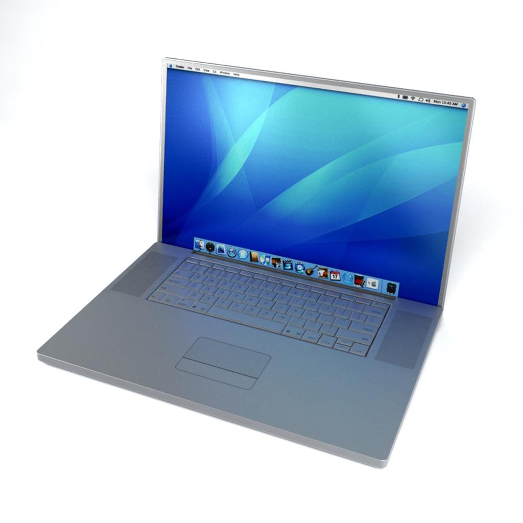 苹果笔记本电脑