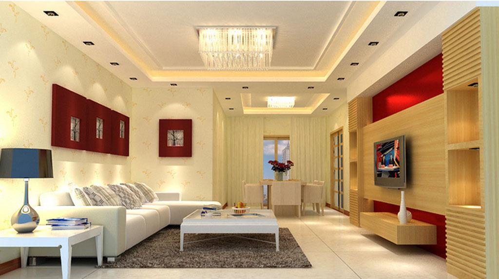 3d客厅家装效果图