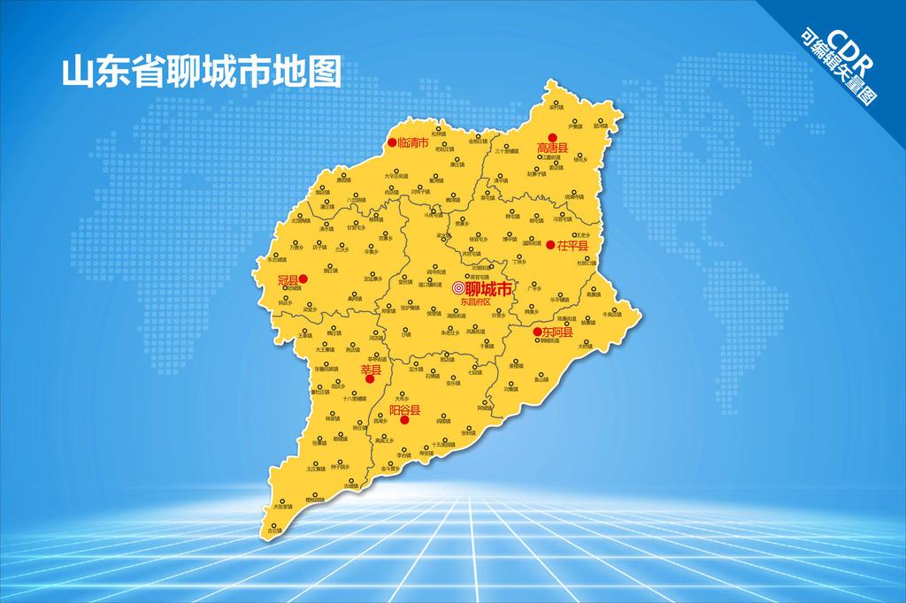 威海荣成埠柳镇离石岛地图