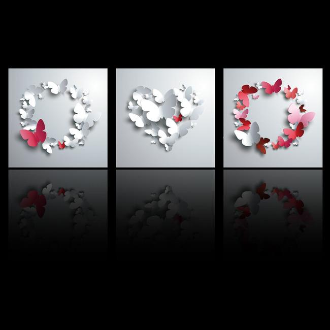 我图网提供精品流行3D立体蝴蝶剪纸装饰画素材下载,作品模板源文件可以编辑替换,设计作品简介: 3D立体蝴蝶剪纸装饰画 矢量图, CMYK格式高清大图,使用软件为 Illustrator CS6(.ai) 矢量图