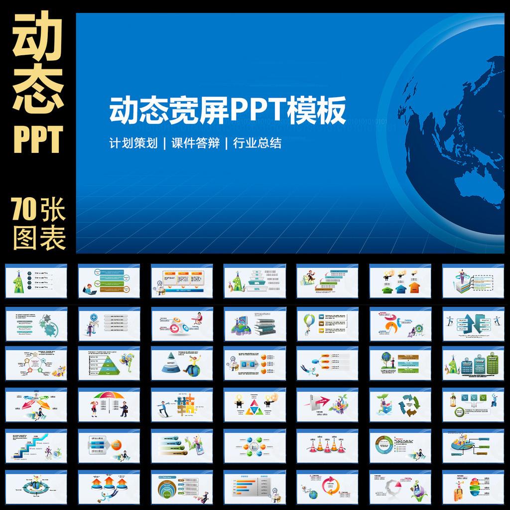 ppt模板 商务|贸易|通用ppt