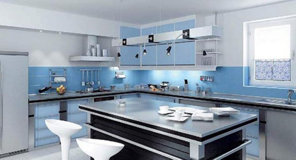 厨房餐厅效果图模板下载(图片编号:12603873)_家装_3d