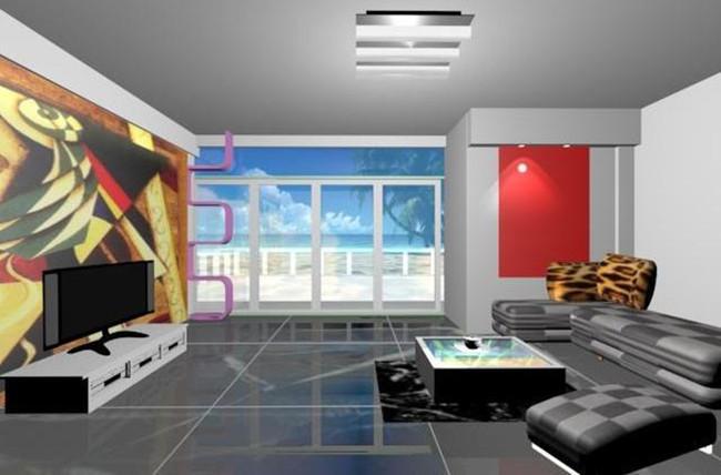 3d室内效果图设计