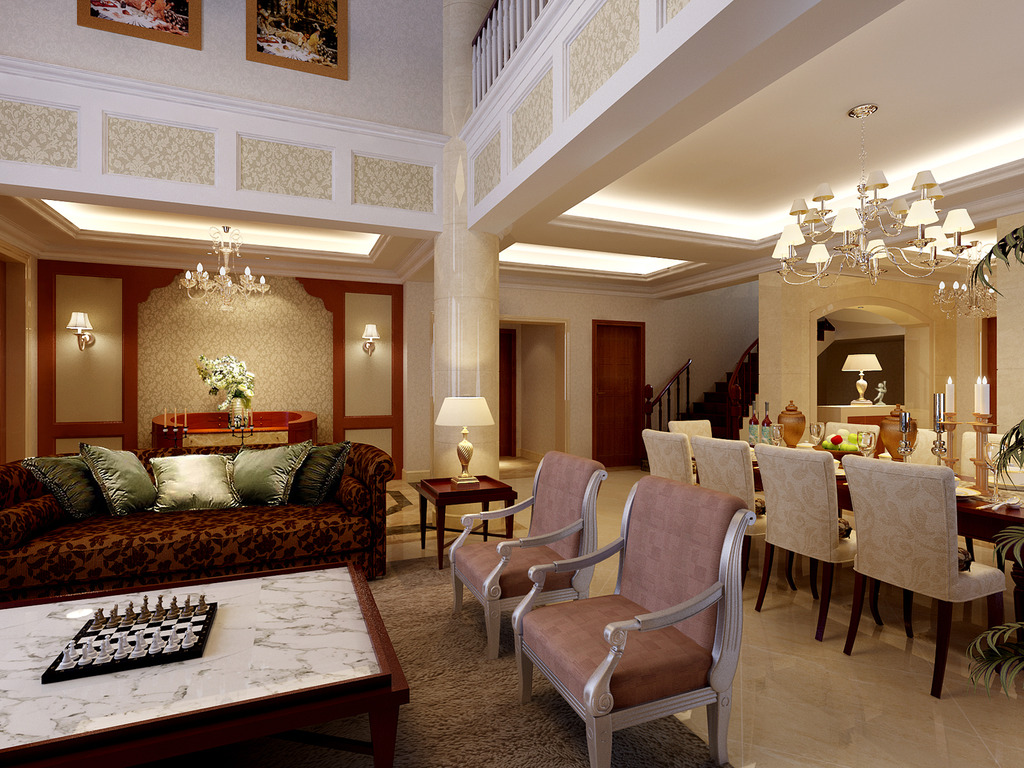 客厅效果图效果图模板 效果图楼房 效果图设计 室内装饰用途 室内装饰图片