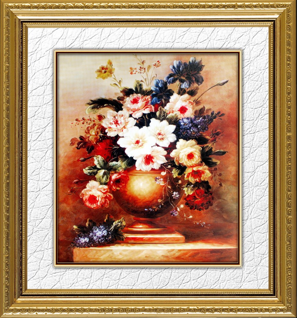 欧式油画花卉高清图片下载(图片编号12616133)静物图片