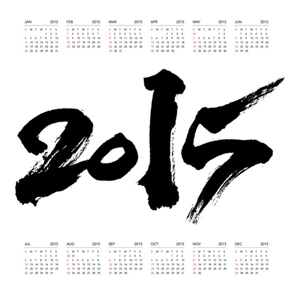 2015�$9.��j�:i[Z�`_2015羊年书法挂历