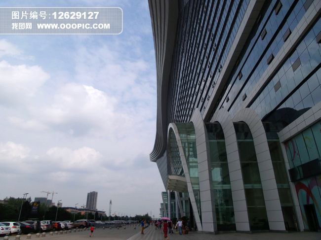 地标 环球中心 大楼 成都 标志性建筑