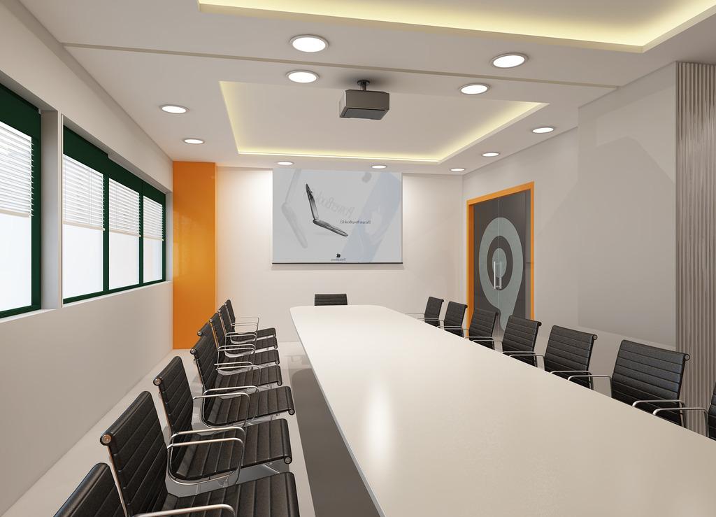 互联网公司办公室设计模板下载(图片编号:12643542)