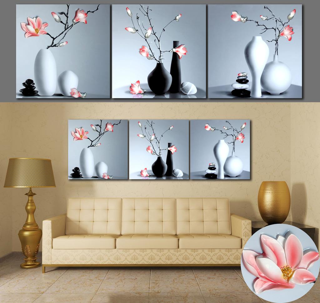 背景墙|装饰画 无框画 植物花卉无框画 > 玉兰花烤瓷浮雕  下一张&