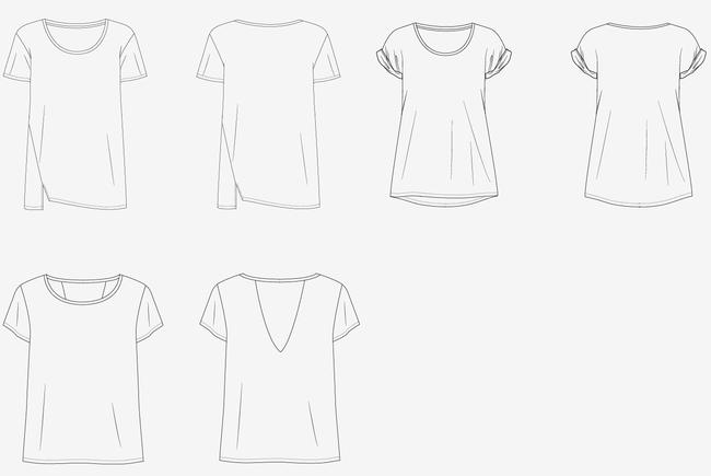 我图网提供精品流行服装设计短袖T恤模板手绘AI格式素材下载,作品模板源文件可以编辑替换,设计作品简介: 服装设计短袖T恤模板手绘AI格式 矢量图, CMYK格式高清大图,使用软件为 Illustrator CS5(.ai) 服装设计AI格式模板下载 服装设计AI格式图片下载