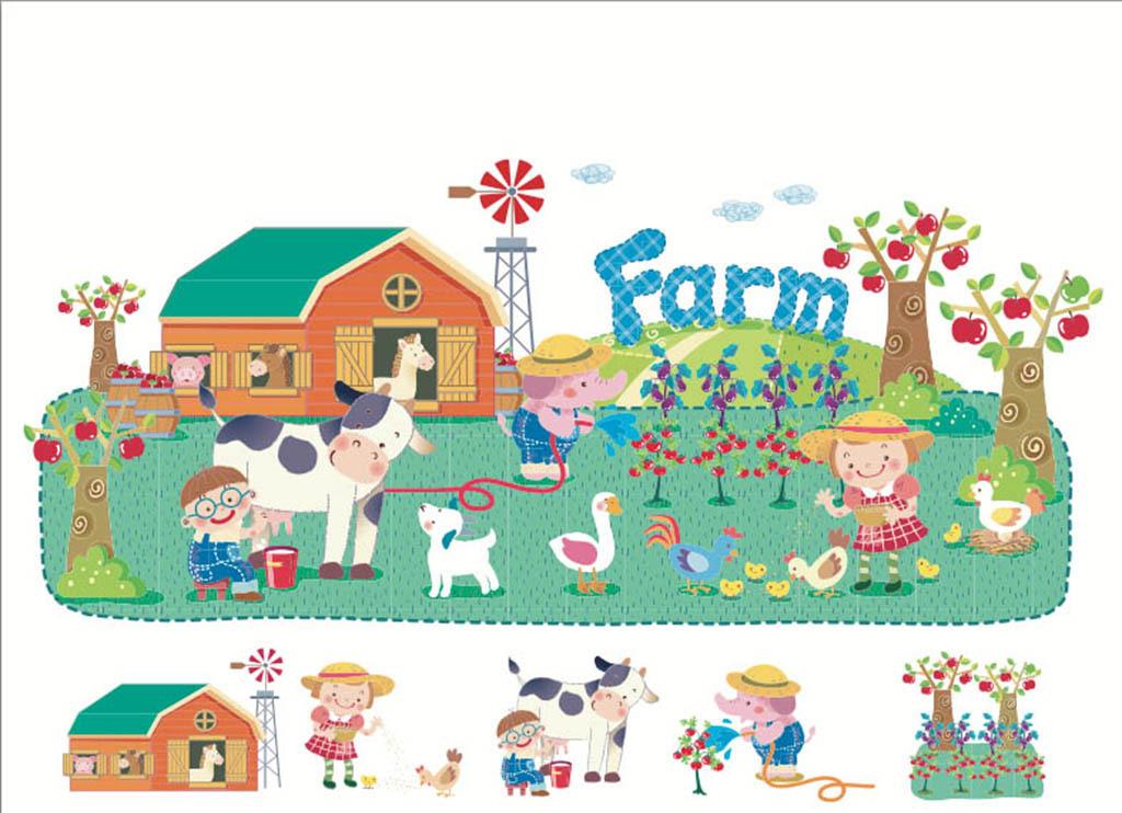 儿童绘本2模板下载(图片编号:12666336)
