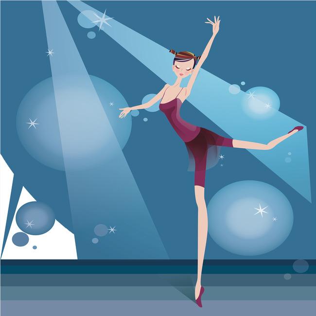 舞厅舞蹈室酒吧ktv跳吧电视背景墙