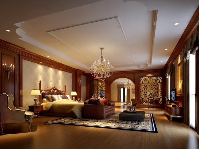 室内设计 整套3d模型 家装模型图片