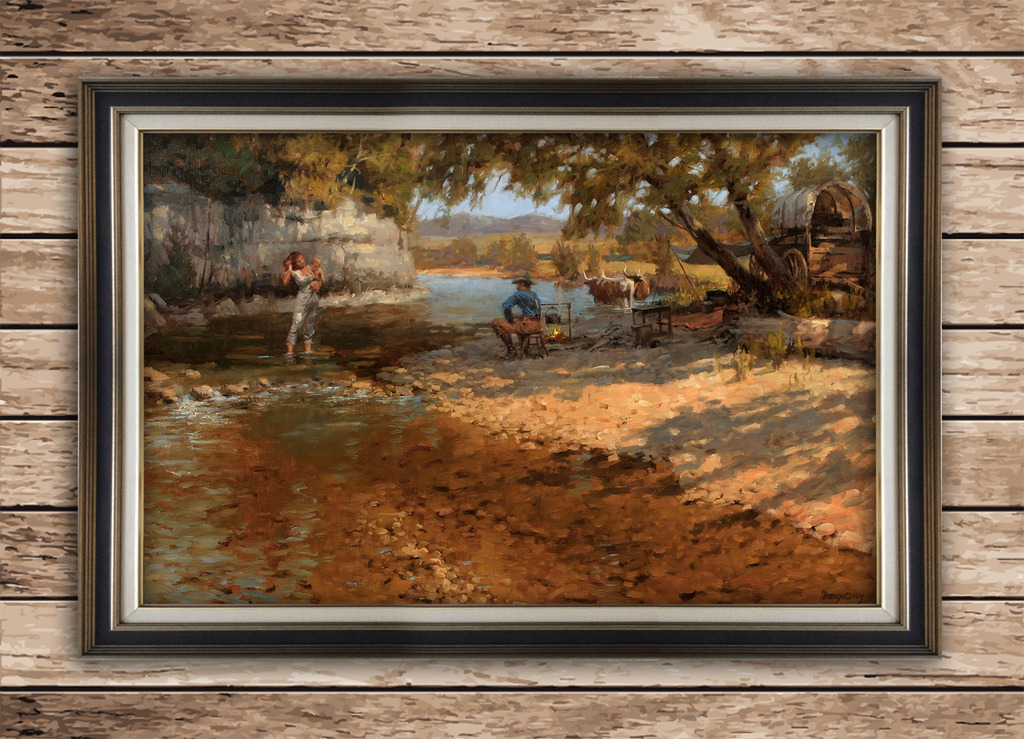 风景抽象油画高清图片下载(图片编号12678065)风景