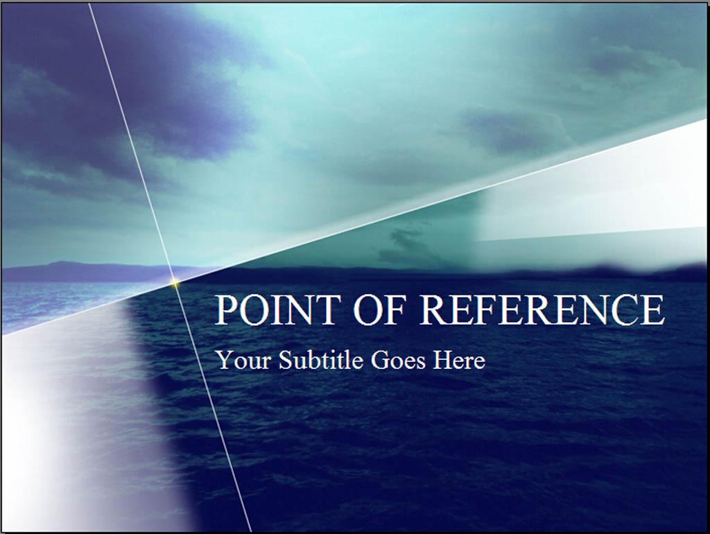大海背景ppt模板模板下载(图片编号:12680082)