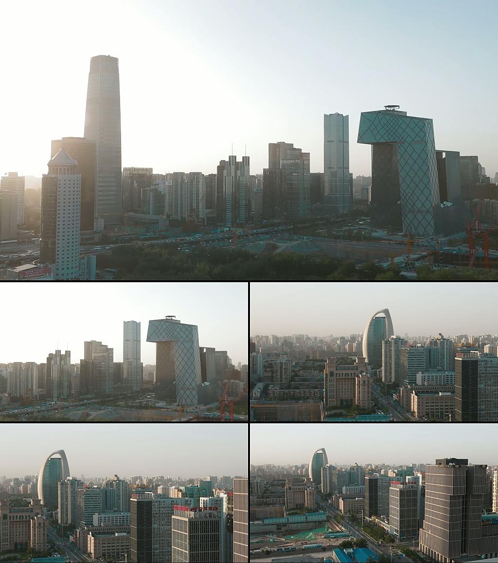 北京cbd国贸中央电视台