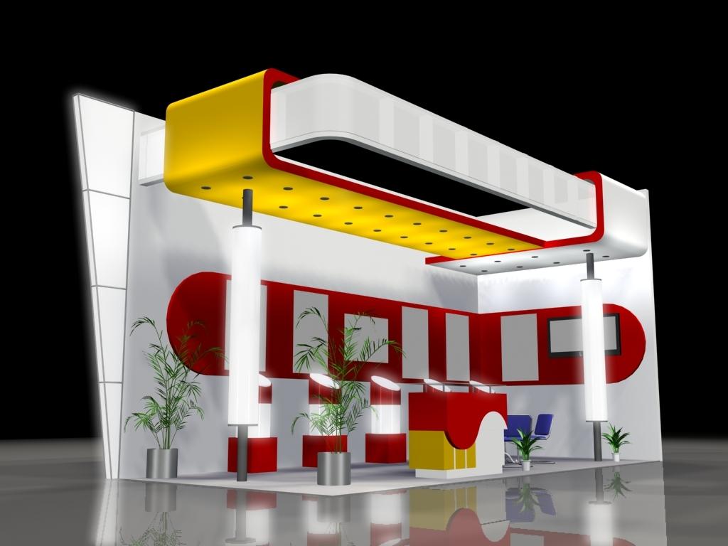 创意的展厅设计