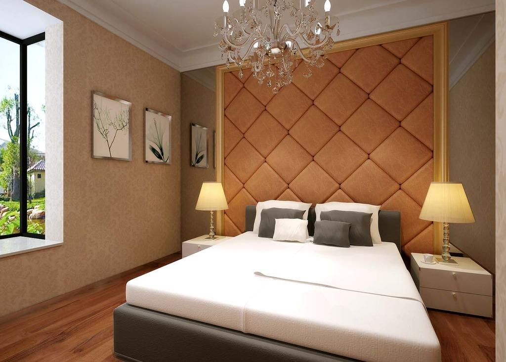 五星级宾馆欧式房间图片